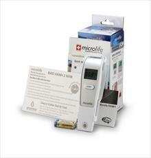 Nhiệt kế hồng ngoại đo Trán Microlife FR1MF1 (Tạm hết hàng)